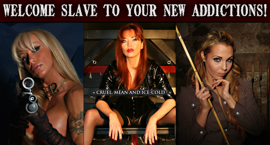 Click here to visit our femdom fetish and bdsm clipstore on Clips4Sale